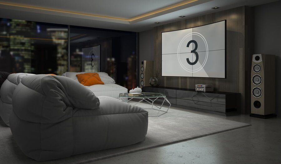 What Can a Custom Home Theater Do for Your Home Entertainment?