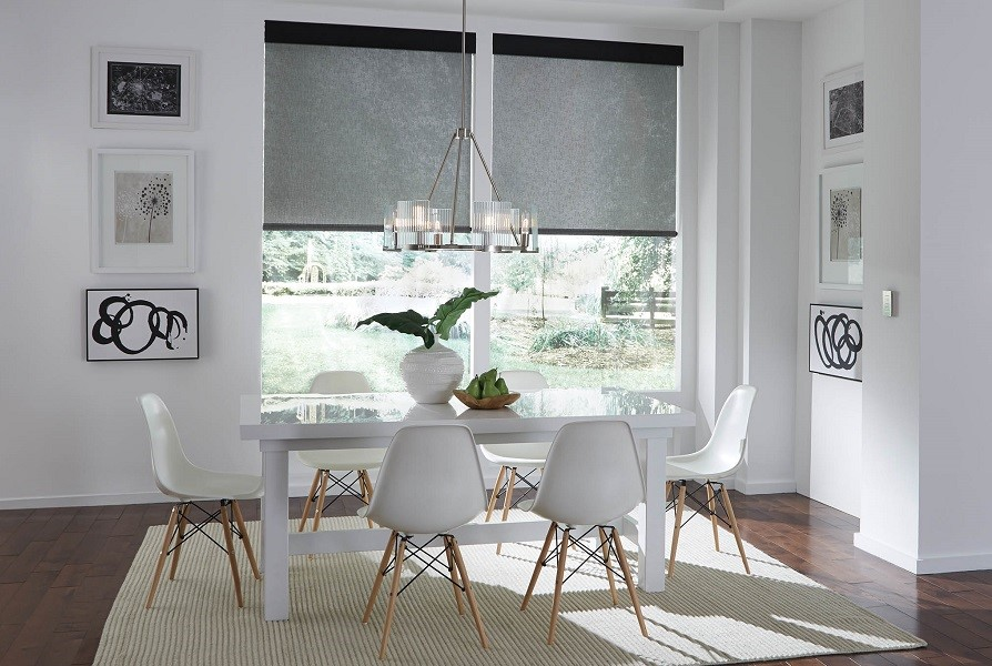How to Reduce Energy Costs with Motorized Window Shades